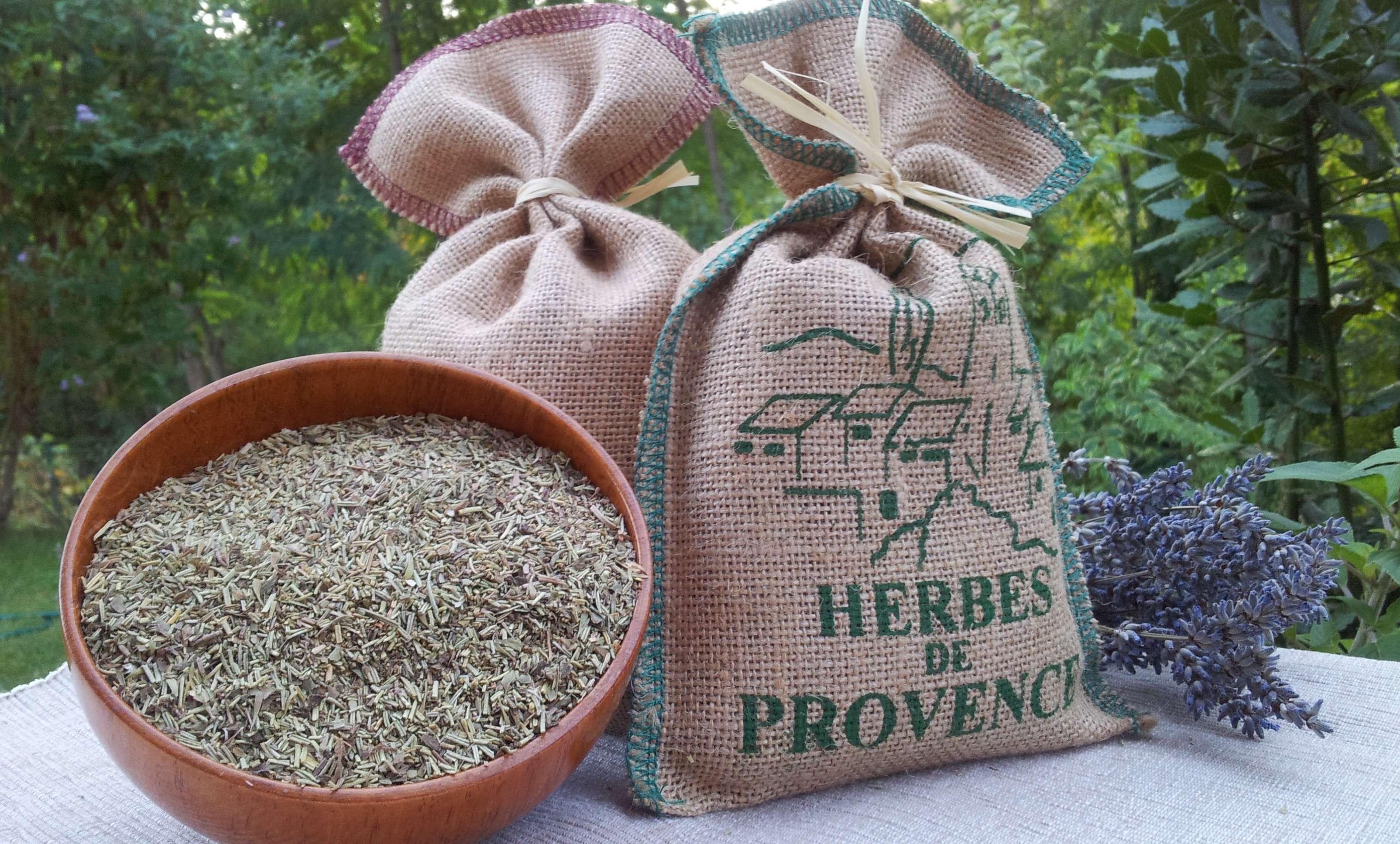 Temperos: Ervas de Provence