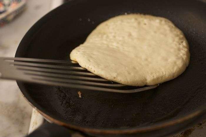 fish spatula pancake