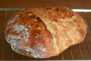 pão e vapor