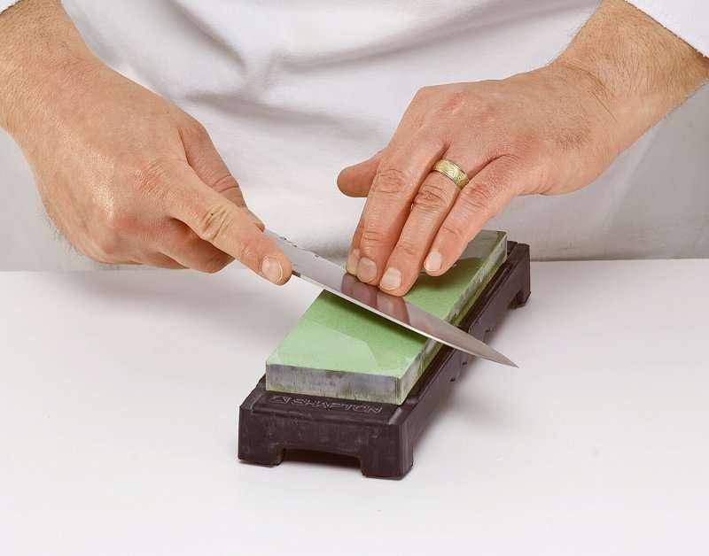 Como escolher uma faca bem afiada