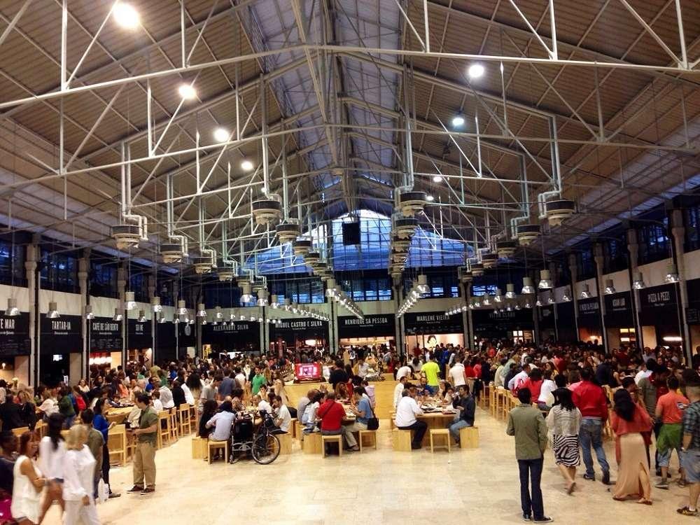 Mercado da Ribeira, Lisboa
