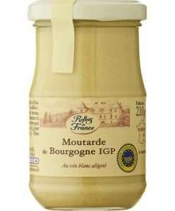 reflets de france Moutarde de Bourgogne