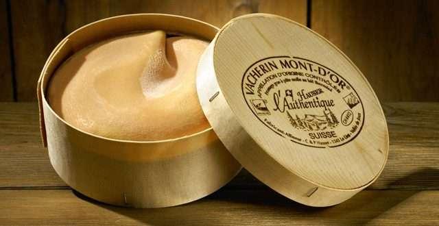 queijo Vacherin Mont-d´Or suíço
