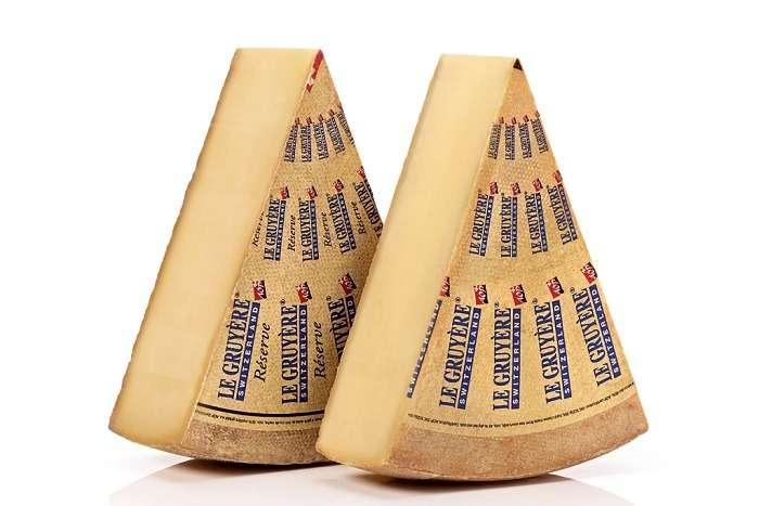 queijo Gruyère AOP