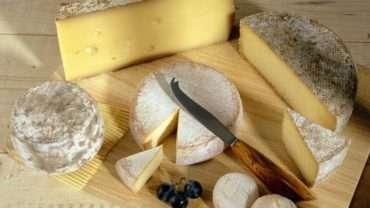 Tábua de queijos franceses 4