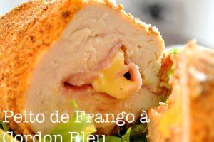 Peito de frango à cordon bleu