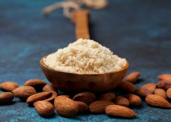 farinha de amendoa