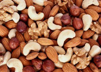 castanhas - informação nutricional