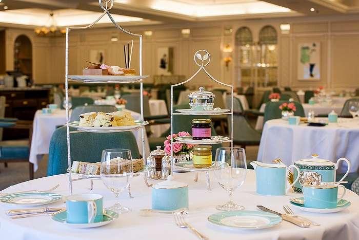 chá da tarde inglês