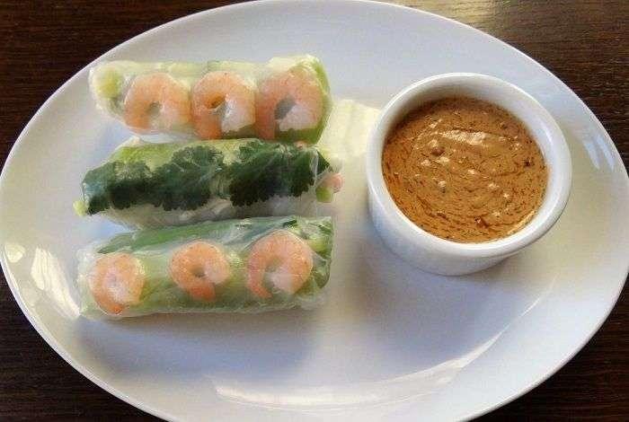 Rolinho Thai