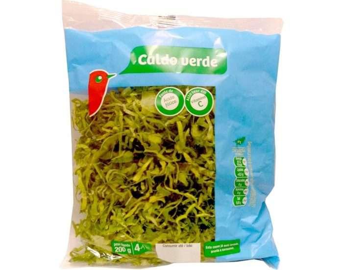 caldo verde Auchan