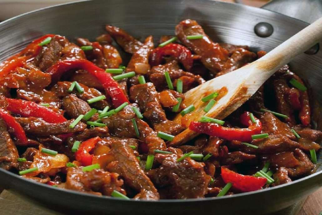 stir fry carne