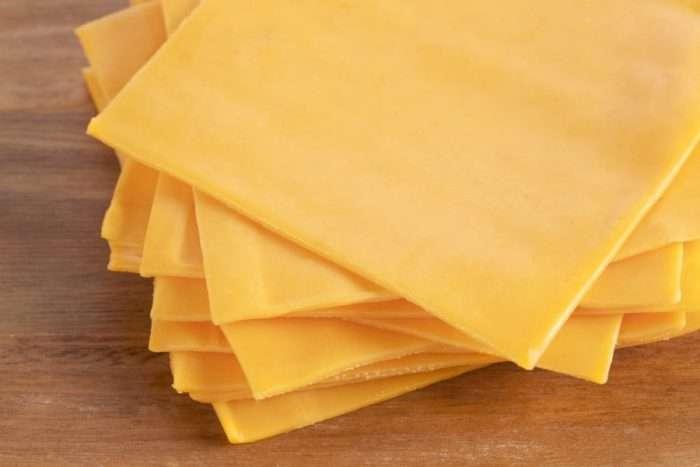 queijo processado