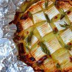 receita de camembert ao forno