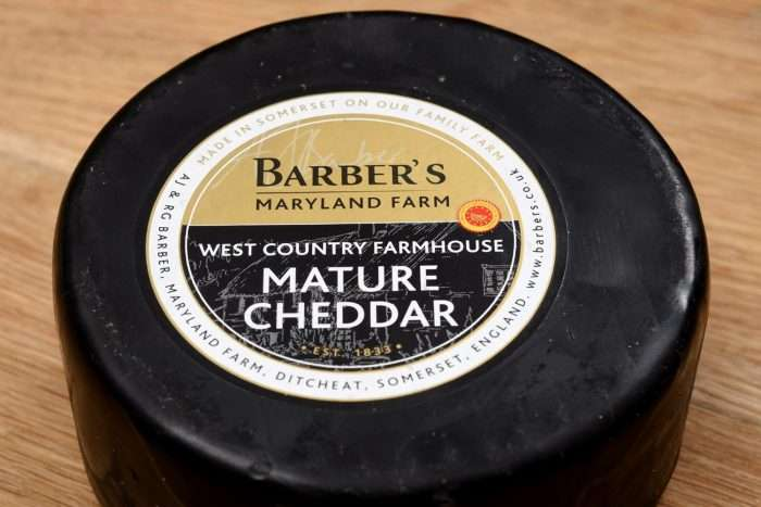 wax covered cheddar
