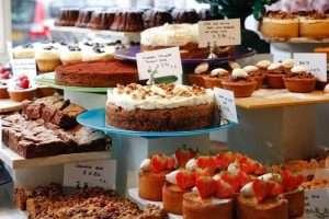 tipos de bolo