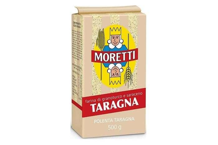 Mistura de farinhas para o preparo de polenta Taragna