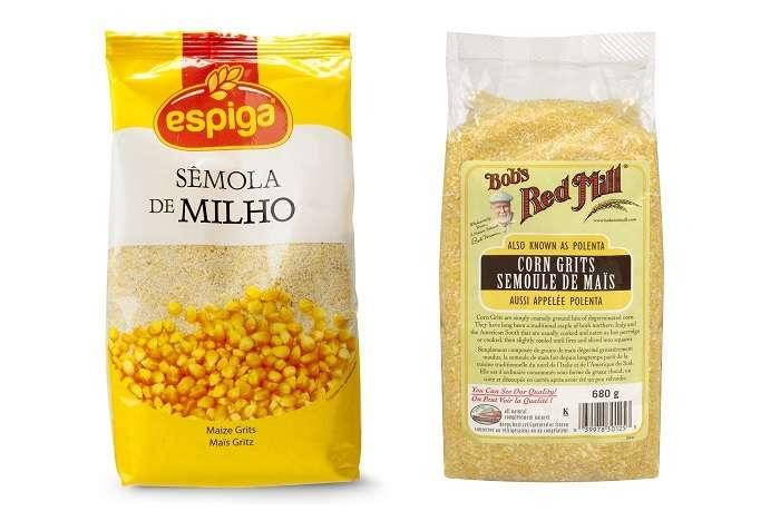 Sêmola de milho