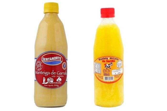 Manteiga clarificada manteiga de garrafa