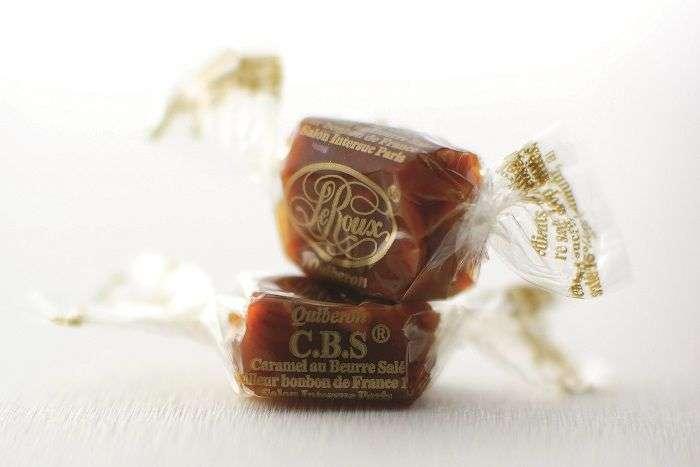 Caramelo Salgado do Le Roux