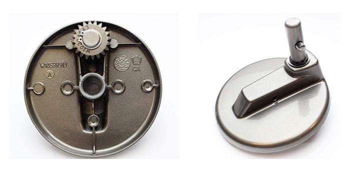 Suporte de misturador com o mecanismo planetário da KitchenAid