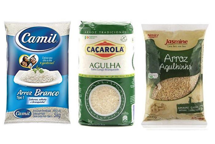 arroz agulha ou agulhinha