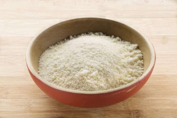 ácido sórbico no queijo ralado