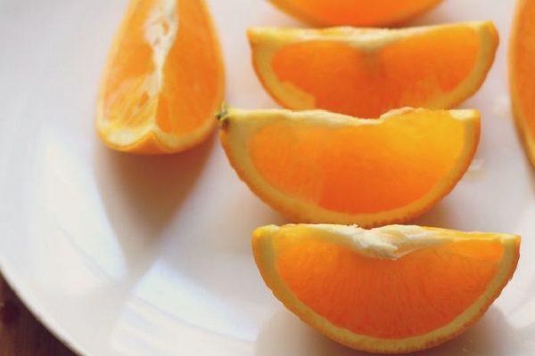 gomos de laranja