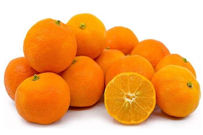 tipo de limão:  Limão-cravo ou limão-rosa