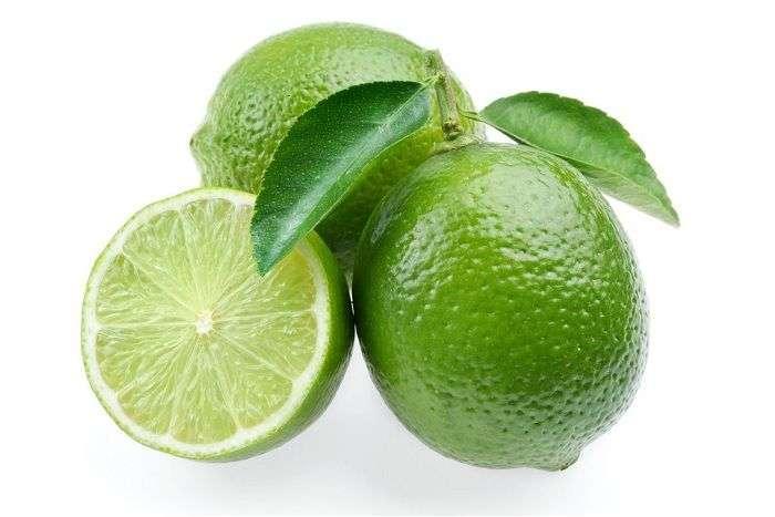 tipo de limão:  Limão-taiti ou lima ácida taiti