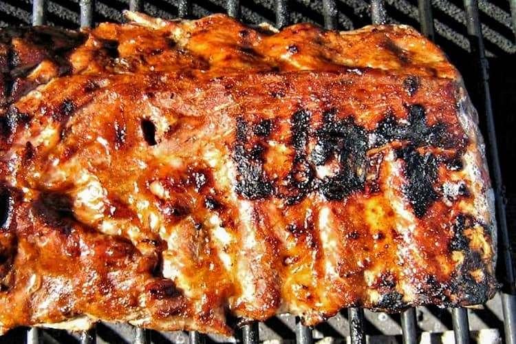 molho barbecue BBQ