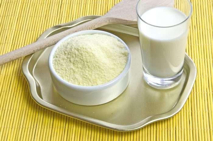 leite em pó - leite ninho