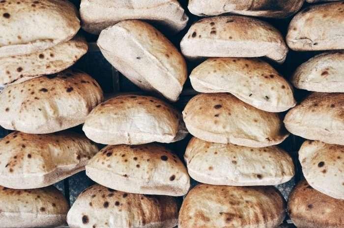 pão sírio | pão pita | pão árabe