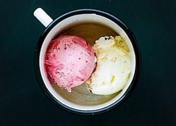 ingredientes do sorvete