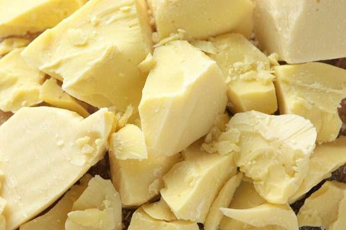 manteiga de cacau