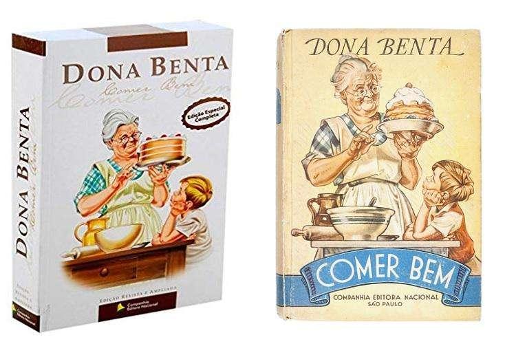 Livro Dona Benta Comer Bem