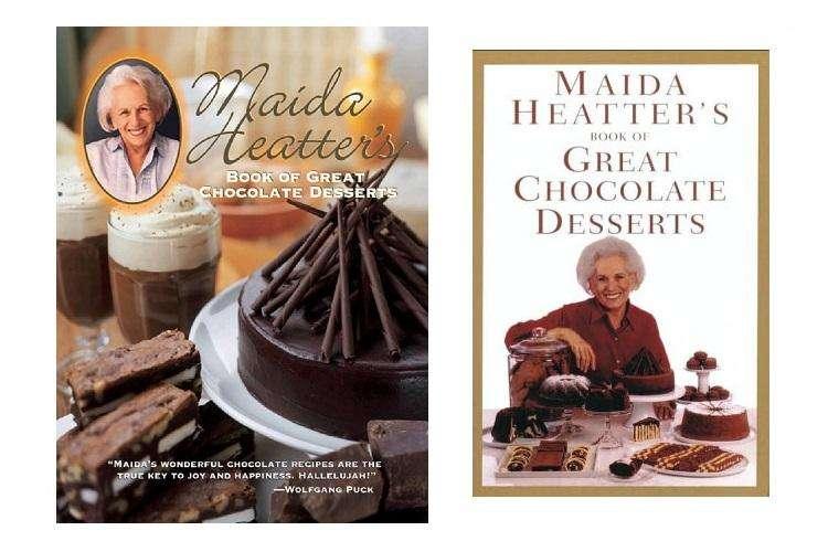 livro maida heatters