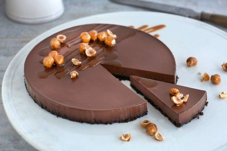 empratamento pudim de chocolate