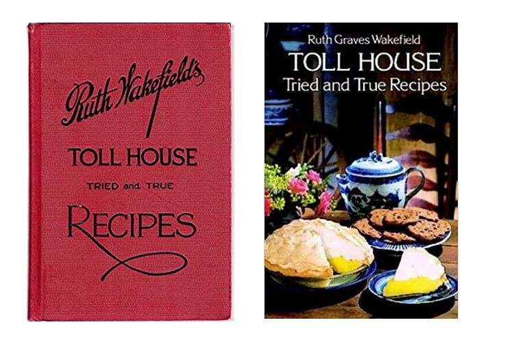 livro Toll House Recipes