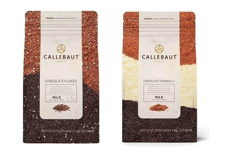 brigadeirão callebaut granulado e vermicelli