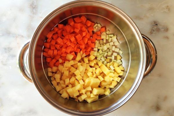 salada russa