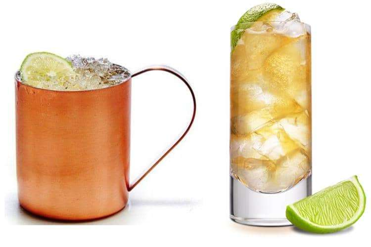 copos moscow mule
