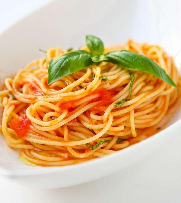Espaguete: como apresentar